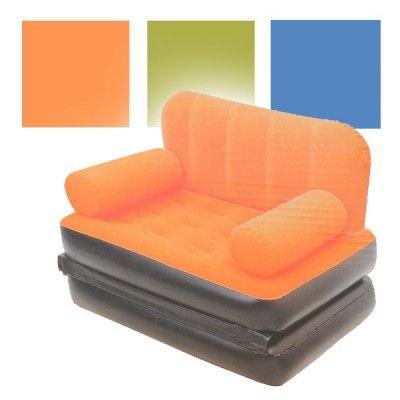 Aufblasbares Sessel-Bett