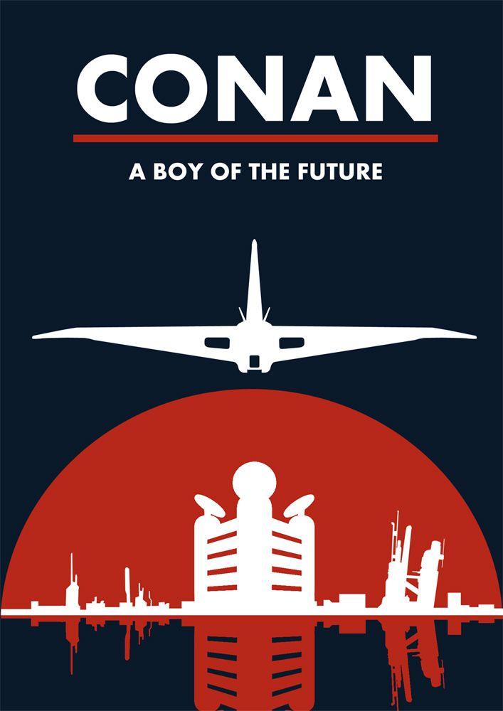 conan boy of the future - Google Search