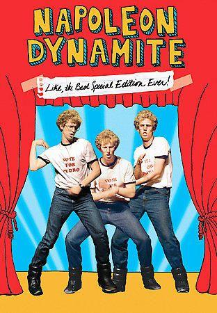 Napoleon Dynamite Movie Review