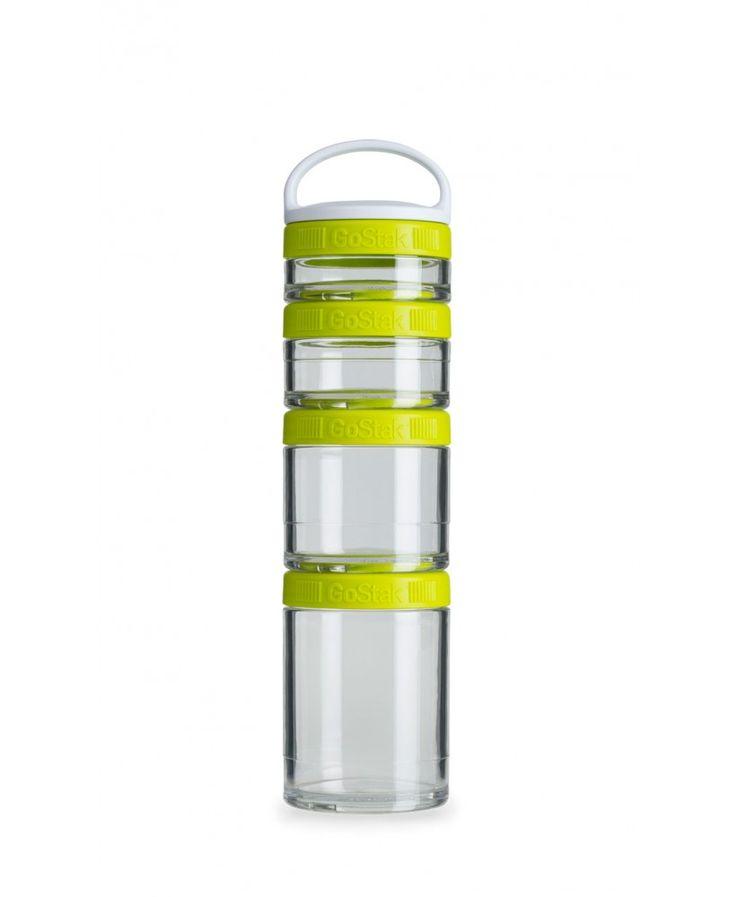 Gostak 174 Gym Snack Containers Blender Bottle Jar Storage