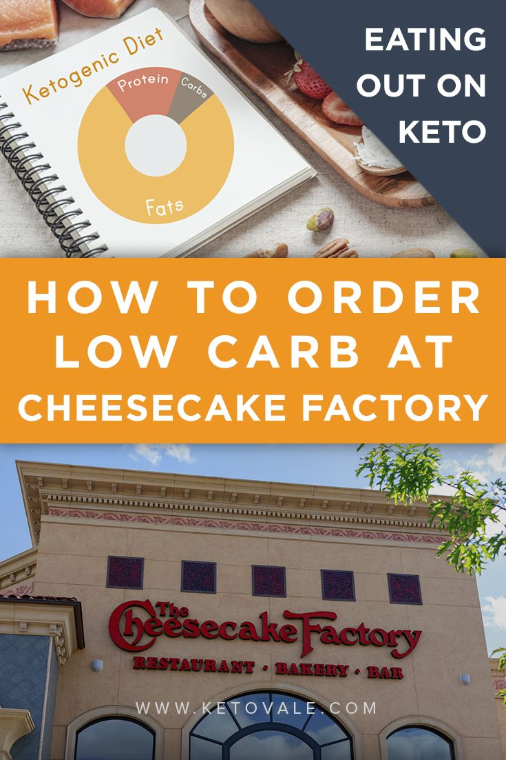 The Cheesecake Factory Low Carb Options What To Eat Avoid On Keto Diet Cheesecake Factory Keto Restaurant Keto
