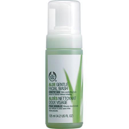 Aloe Gentle Facial Wash | The Body Shop® // Mild og effektiv // 125 ml 100 Kr