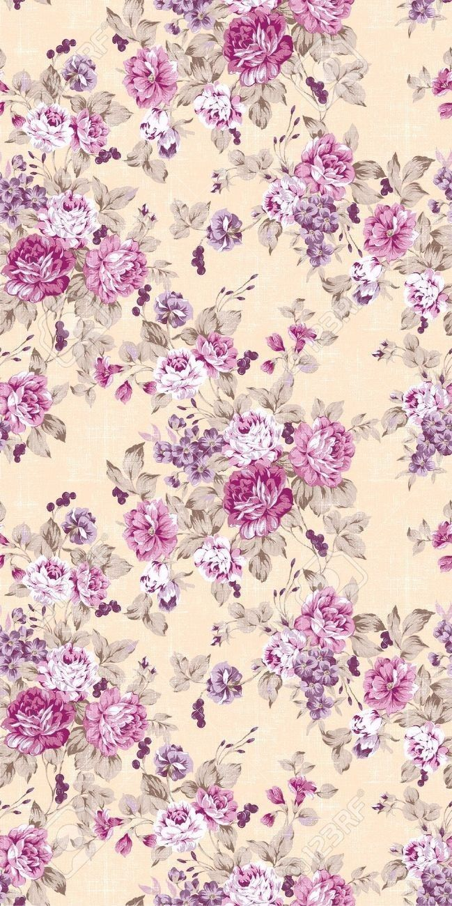 Floral Background Vintage Floral Backgrounds Vintage Floral