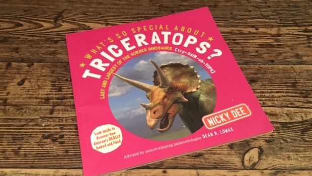 Learning about dinosaurs with What's So Special About Dinosaurs?