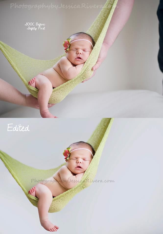 Awesome hammock how to (and be safe) and also - use cheesecloth for the hammock!!!