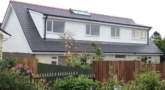 how to build a dormer extension
