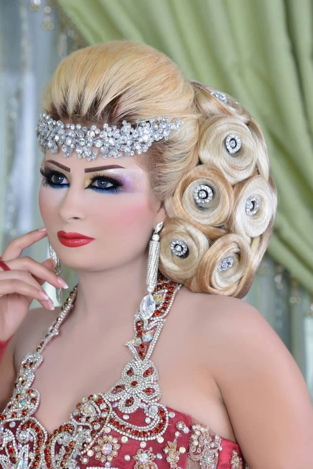 Pin By Zsfia Pink On Arabic Makeup And Hairstyles
