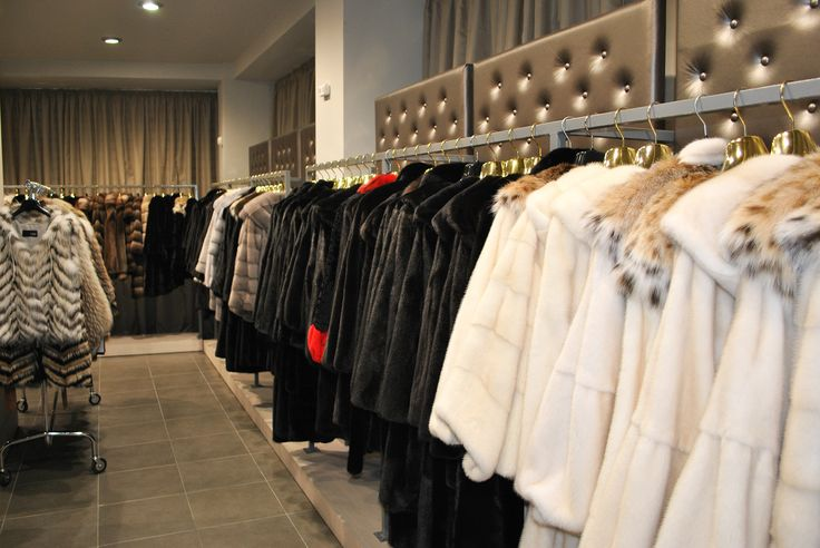 The most desirable & luxurious fur garments await to be discovered in our retail stores.