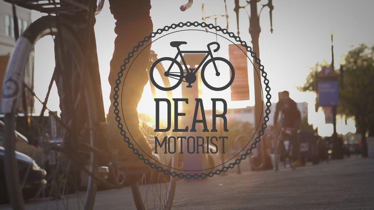 Dear Motorist