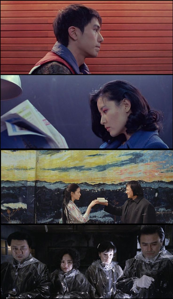 """""""Sympathy for Lady Vengeance"""" by Chan-wook Park. Cinematography by Chung-hoon Chung."""