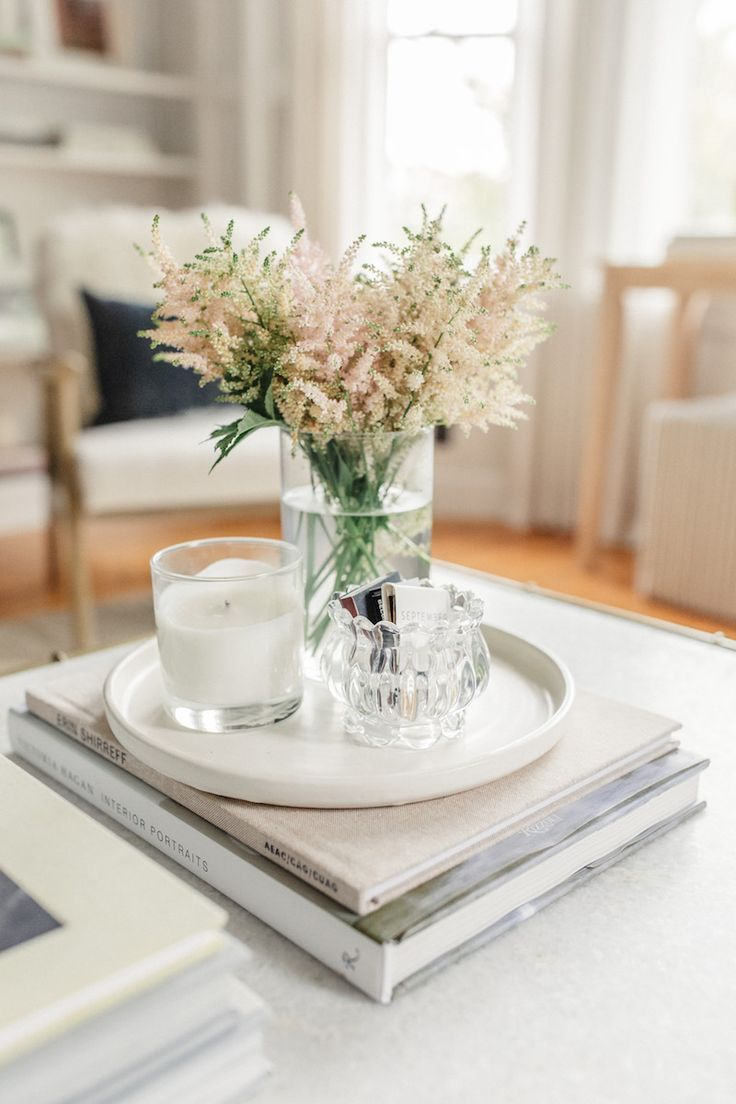 Five Accessories Every Home Needs In 2020 Table Decor Living Room Coffe Table Decor Decorating Coffee Tables