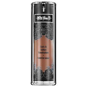 Kat Von D Lock It Tattoo Foundation Deep 72  Deep Complexion with Pink Beige Undertone -- See this great product. Note:It is Affiliate Link to Amazon.