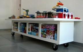 IKEA Hackers speeltafel
