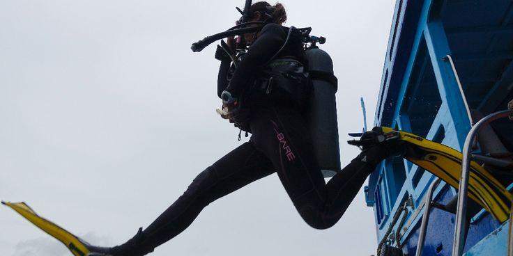 Jump in to scuba diving - Crystal Dive Koh Tao  http://www.crystaldive.com/diving-courses/padi-open-water-course.html?utm_content=bufferc557f&utm_medium=social&utm_source=pinterest.com&utm_campaign=buffer