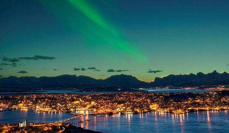 La Norvegia prevede un anno record per il settore crocierecon più di 3 milioni di passeggeri attesinei suoi porti, in crescita del 13.5% ris