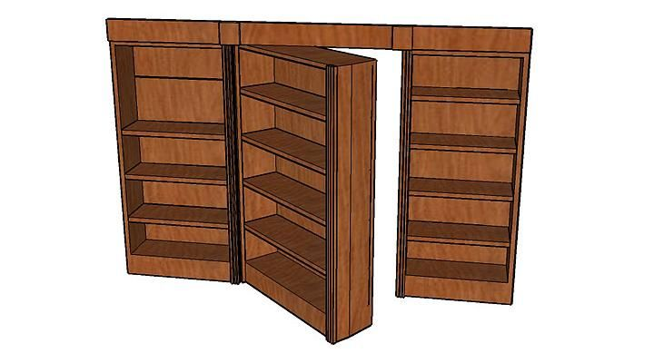 diy built in bookshelves that anyone can build | PDF Bookcase Door Plans Wooden Plans How to and DIY Guide