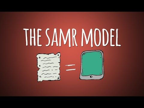 "This video ""The SAMR Model Explained By Students"" was created to give teachers a broad overview of Ruben R. Puentedura's SAMR framework for technology integr..."
