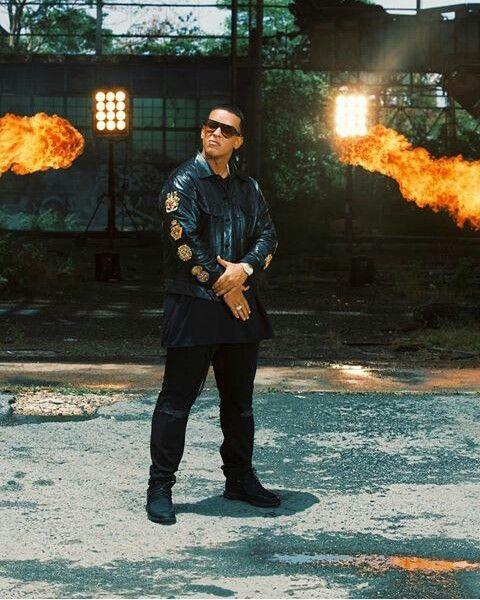 El fuego del Caribe. #laformula #video Daddy Yankee