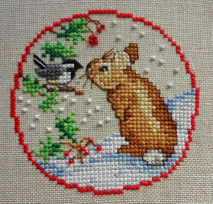 У НИНЫ: Третий пошел - странный кролик :)