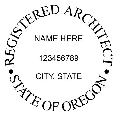 Superior Are You A Licensed Architect? Get Your Own Architect Stamp And Seal At  Acorn Sales. Our Stamps Are Guaranteed To Meet State Regulations!