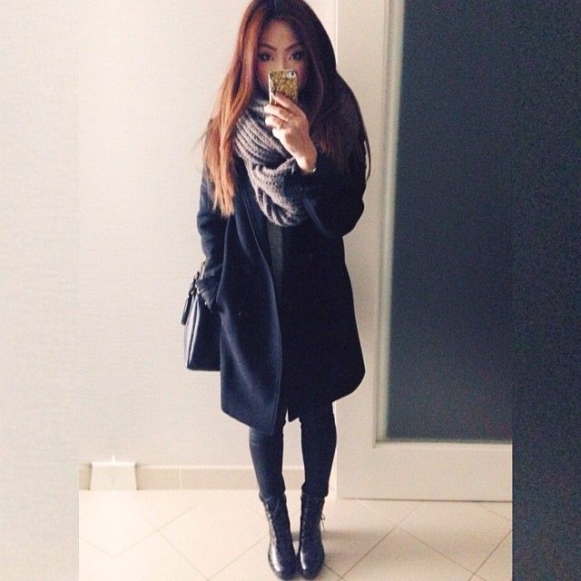 HeyClaire: ARITZIA WILFRED MAISON WOOL COAT + JEFFREY CAMPBELL FORKS PLATFORM BOOTS