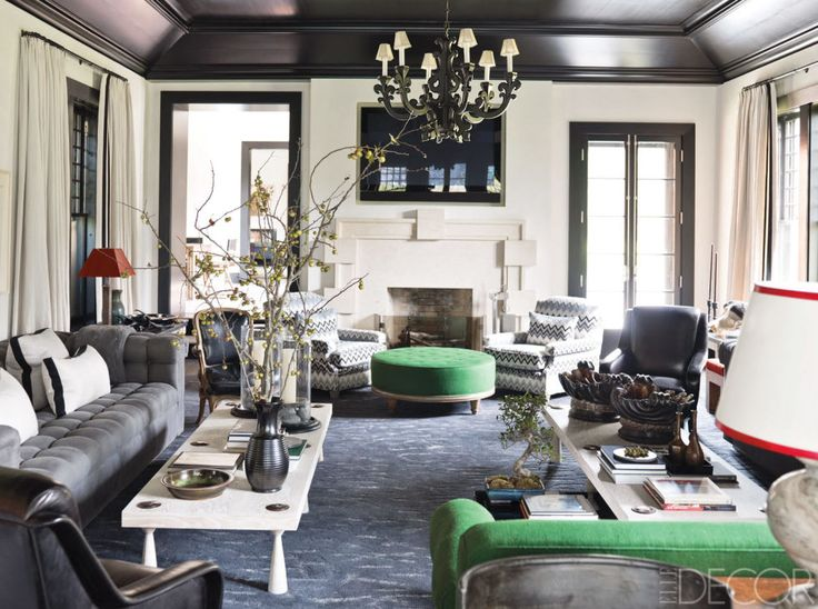 16 Rooms That Prove Sometimes More Is