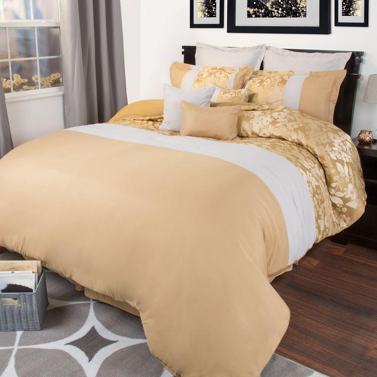Windsor Home Avia 9-piece Queen Size Comforter Set