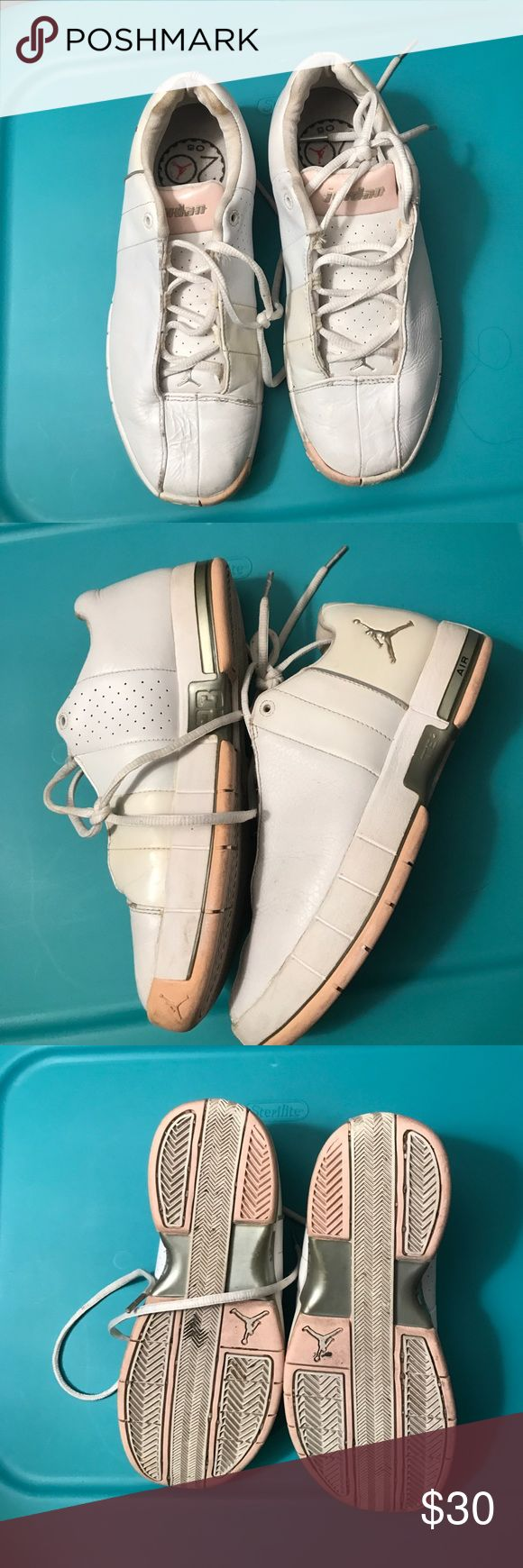 Jordan's women's Women Jordan's please see pictures for condition Jordan Shoes Sneakers