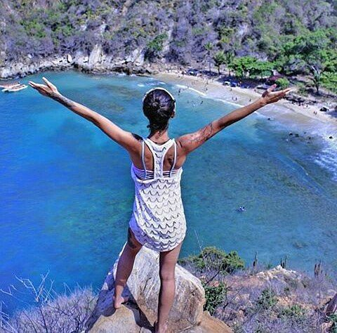 Coraje no significa que no tengas miedo coraje significa que no dejas que el miedo te detenga...#BethanyHamilton  @yinling2407  #ViajoLuegoExisto #GoPro #Goprove #TravelHolic #HallazgoSemanal #Venezuela #ConocerEsCuidar #Trips #Vsco #bagpacking #visitsouthamerica #AhoraLeTocaAlTurismo #PicPorn #AroundTheWorld #ViajerosPorElMundo #TravelGram #Travel #traveladict #Viajes #GoWorldPro #LandScape #YoViajoLuegoExisto