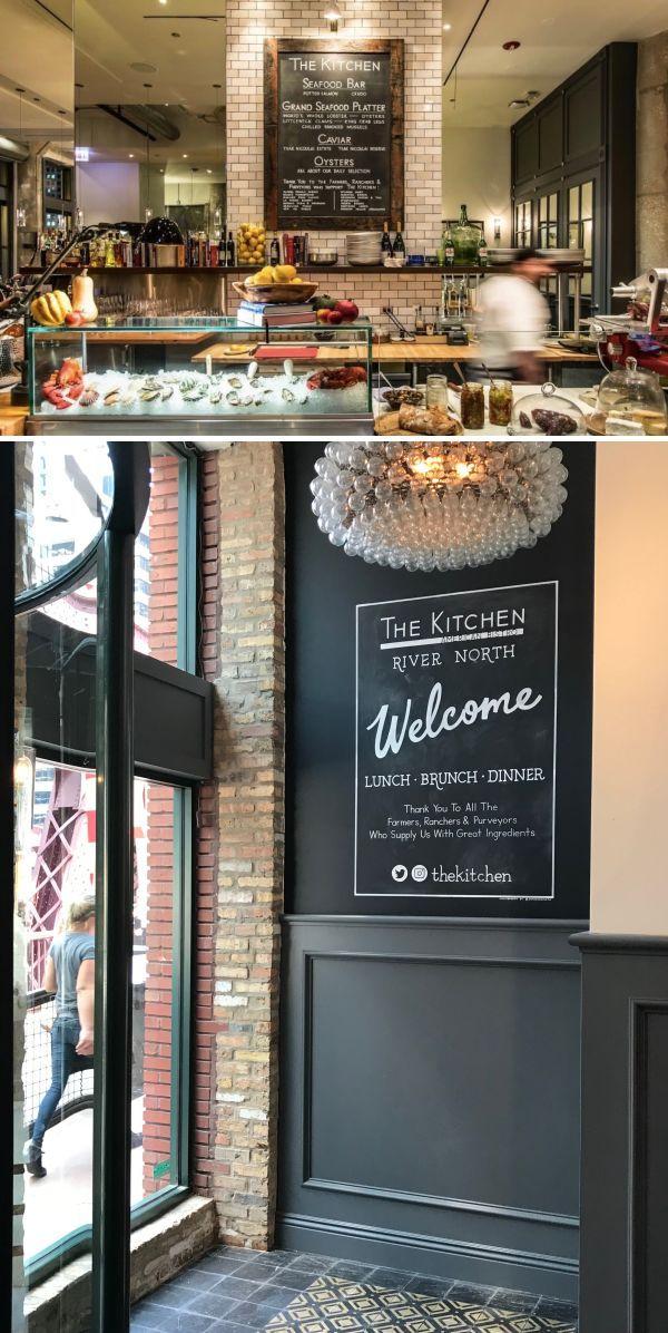 Murals The Kitchen Restaurant Bistro Restaurant Design Restaurant Custom Wall Decor