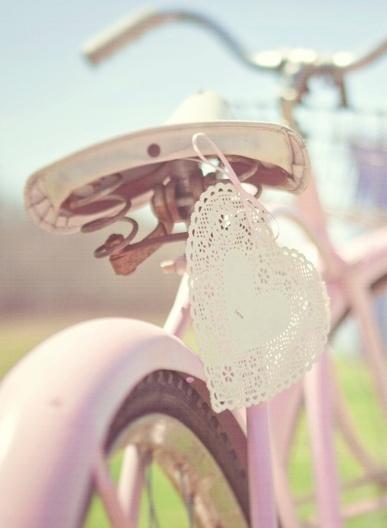 pink bike  - #junkydotcom