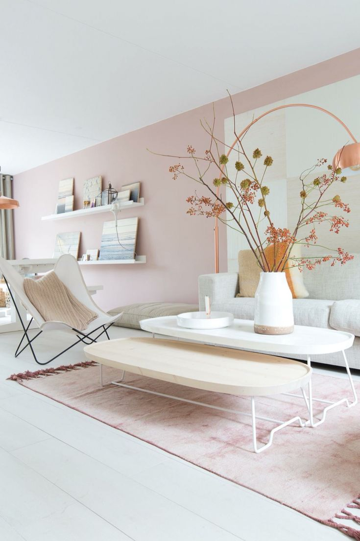 • pastel living room, gorgeous •