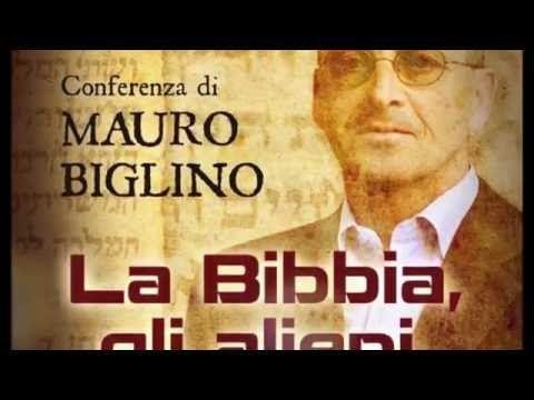 Mauro Biglino - Biblija nije sveta knjiga, 1.dio - YouTube