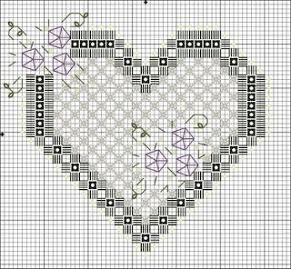 free hardanger pattern