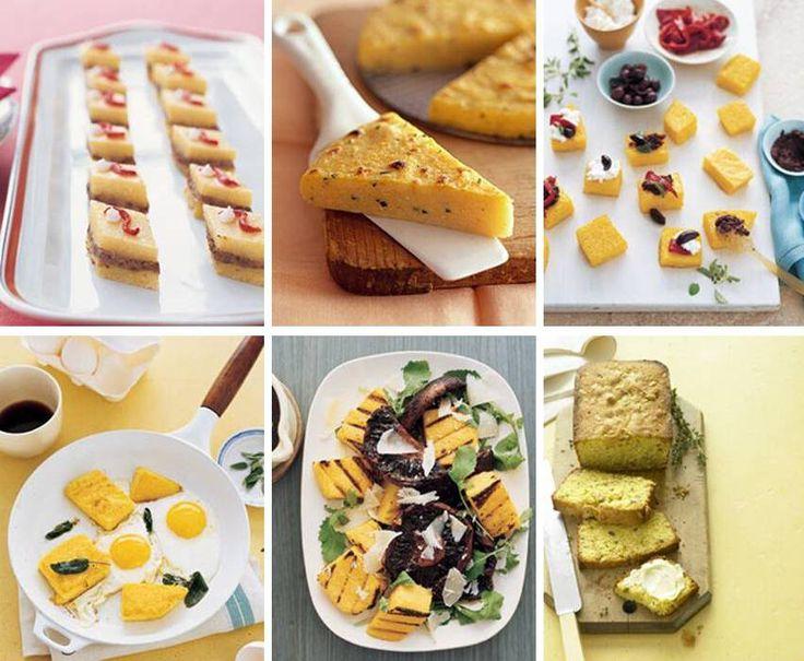 Polenta | Delicious... bon appetit!! | Pinterest