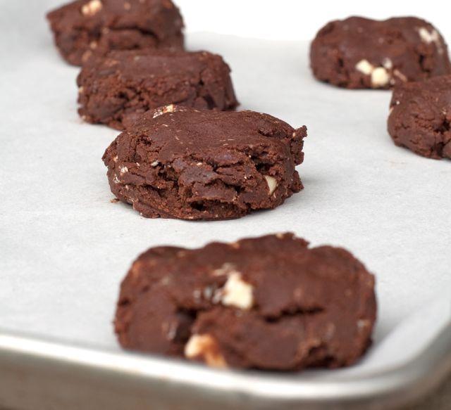 Triple Chocolate Cookies; via Making Life Delicious.
