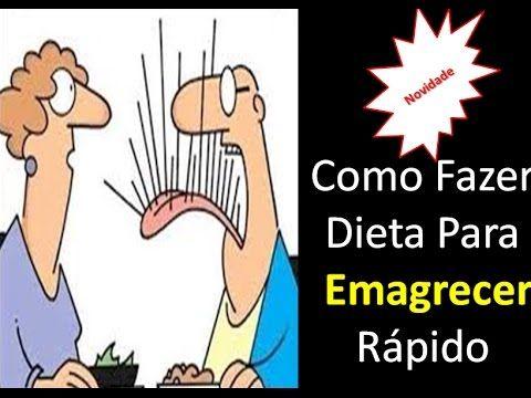 como fazer dieta para emagrecer 2 alimentos que deve evitar