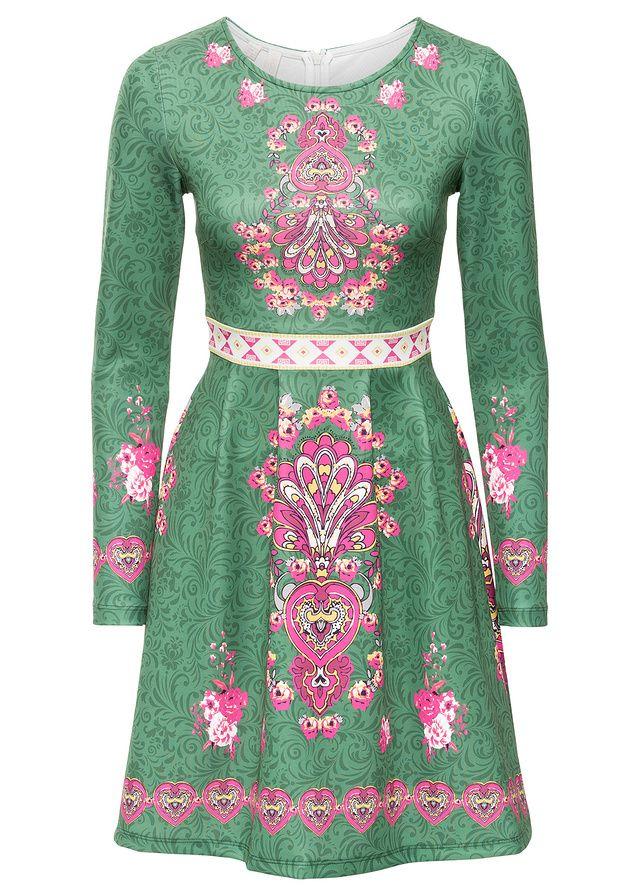 Sukienka Piękna sukienka z zaznaczoną • 99.99 zł • bonprix