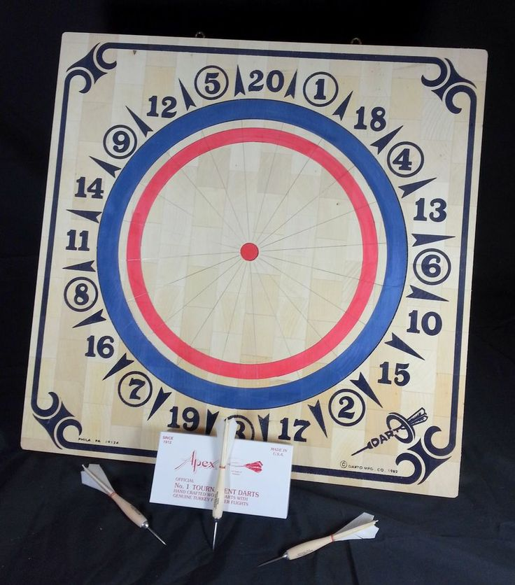 american dart