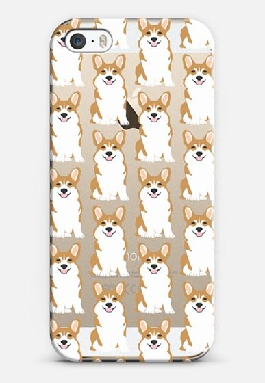 Cute corgi puppy cell phone case for welsh corgi owners love their funny shaped cute dogs meme for corgi dog gifts customizable iPhone 6 case by Pet Friendly | Casetify