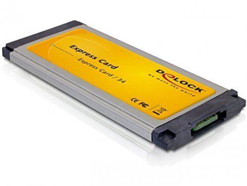 Express Card > 1x eSATA II - Massenspeicher Controller - 1 Sender/Kanal by Delock. $45.33