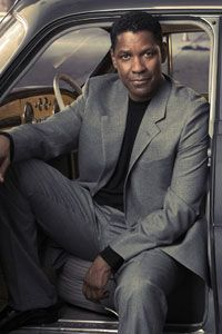 DENZEL WASHINGTON BORN: 12-28-1954