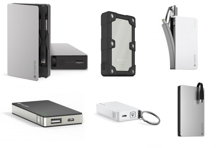 Powerbanks for Smartphones, Wearables & Tablets from MediaForte