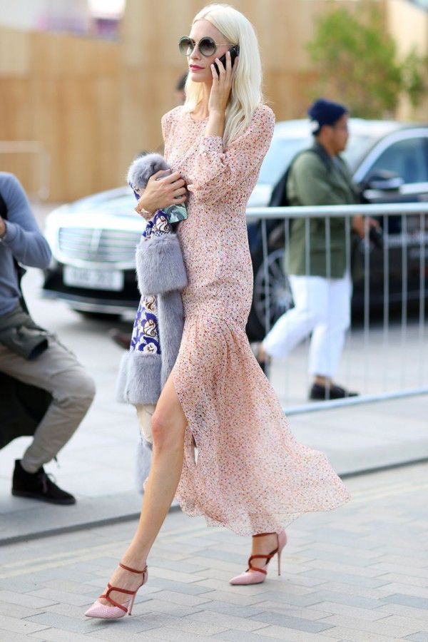London Fashion Week Street Style SS16: Poppy Delevingne