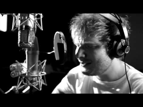 "Ed Sheeran Will Melt You With His New Song ""I See Fire. ""   I seriously want to do a cover of this song. <3"