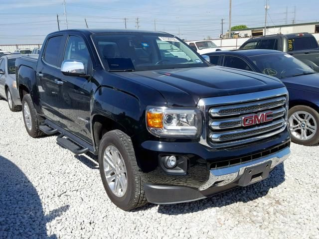 Salvage 2016 Gmc Canyon Slt Pickup For Sale Salvage Title Truck Trucks X Offroad Ford Car F Trucking Die Vehicle Inspection Pickups For Sale Salvage