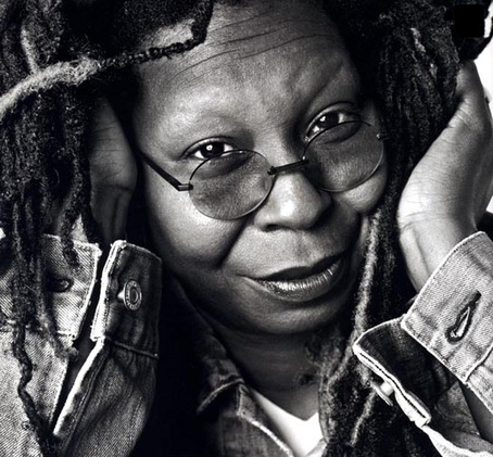 Whoopi Goldberg http://www.songkick.com/artists/501280-whoopi-goldberg