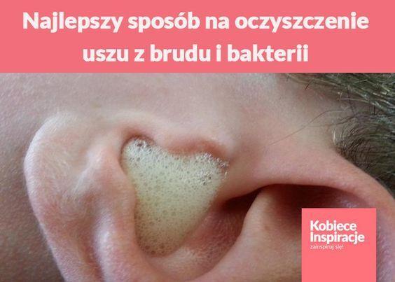 Najlepszy sposób na oczyszczenie uszu z brudu i bakterii