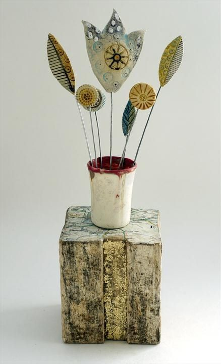 Yorkshire Flowers - Shirley Vauvelle