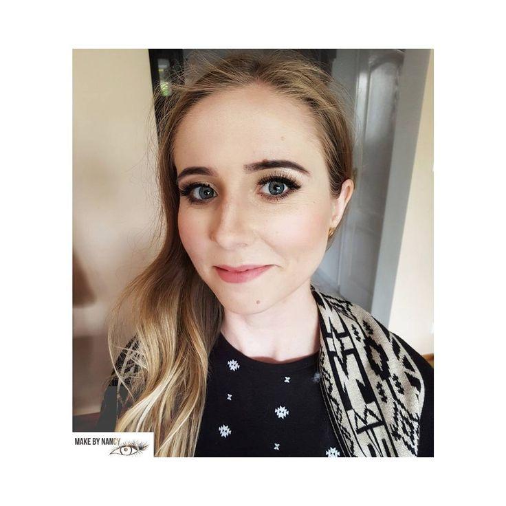 Subtelnie, świeżo, kobieco. Delikatny makijaż  podkreślający wspaniałą urodę 💕 #mua #makeup #makeupartist #flawless #flawlessskin #glamour #glamorous #bridalmakeup #bridal #bridemakeup #ślubny #makijażślubny #ślubnymakijaż #beautiful #beauty #girl #polishgirl #like #follow #followme #mac #maccosmetics #kryolan